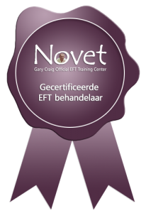 gecertificeerde tapping EFT behandelaar